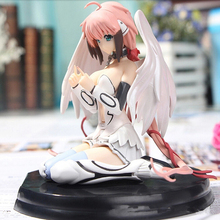 Novelty Wings girl Sexy Anime Figure Sex Toy PVC Action Figure Collectible Figuras Anime Model Toys Funny Toys Car ornaments(China)