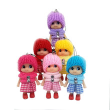 6pcs Christmas Kids Gift Tinkerbell Dolls Confused dolls Children Animation Cartoon Toys Girls Dolls Baby Toy(China)