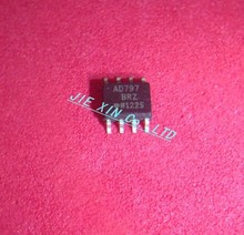 Free shipping 20pcs AD797BRZ AD797B AD797 Ultralow Distortion Ultralow Noise Op Amp SOP8 Best quality(China)
