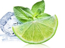 Low sales lemon mint, perennial anti-cold lemon mint, lime mint edible - 200 Seed particles