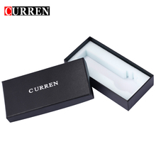 CURREN Brand gift box wristwatch Box for Watch original Watch Box