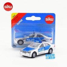 Free Shipping/Siku/Diecast Toy Model/Simulation:Audi Police Car/Educational/Collection/Small/Festival gift