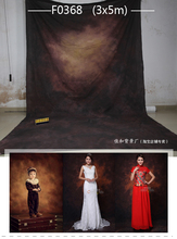 Professional 3x5m tie tyed Muslin fantasy Photography Backdrops,Idea backdrop photo background for wedding,family,pets F0368