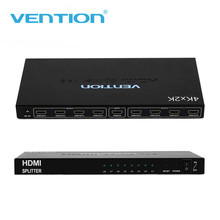 Vention HDMI Splitter 8 Ports Switch Switcher HD 4K*2K for XBOX 360 for PS3 PS4 Smart Android HDTV 1080P 1 Input to 8 Output