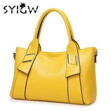 SYIGW 2017 new foreign trade fashion handbag factory pin embossed Handbag Bag Handbag Shoulder Bag for a cross on behalf of