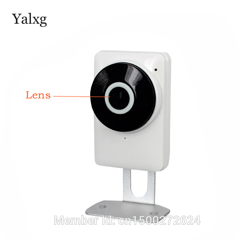 Yalxg HD 720P Wifi Ip p2p Security Home Camera Mini network Baby Monitor Discounts Two Way Voice panoramic CCTV Lens <br>
