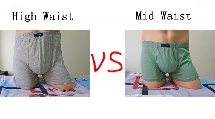 Male Men\`s Long Boxer Shorts Cotton Panties Mens Large Size Underpant Fat New Fashion Sexy Mr Underwear (2)