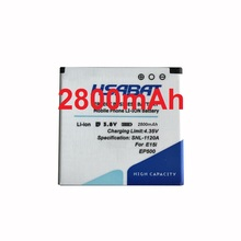 HSABAT 2800mAh EP500 Battery Use for Sony Ericsson W8/WT18i/ST15i/ E15i/E16i/U 5i/U8i/X7/X7 mini/X8 etc Mobile Phones(China)