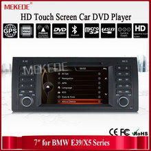 free map 1 Din Car DVD Player For E53 X5 E39 E38 DVD Car Radio stereo GPS Navigation Bluetooth RDS ipod capacitive screen