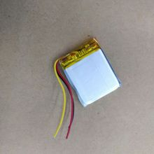 Package 3.7V polymer lithium battery 3530353 line wear recorder blood pressure meter Bluetooth stereo(China)