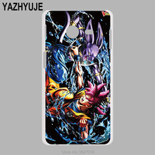 YAZHYUJE Cell phone case For Samsung Galaxy 2017 J520 J720 J320 A3 A5 A7 Case Hard PC Dragon Ball Super Patterned back Cover(China)