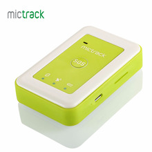 Mictrack 4G Personal Tracker MT510G for Kids Elderly 2-Way Voice SOS 3D Sensor Support LTE/WCDMA/UMTS(China)