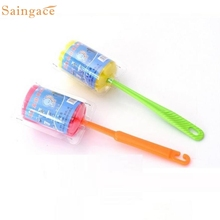 1 PC Kitchen Cleaning Tool Sponge Brush For Wineglass Bottle Coffe Tea Glass Cup Wonderful20%