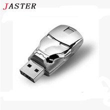 JASTER Hero Iron man USB Flash Drive light pen drive special gift fashion hot sale cartoon memory stick 4GB/8GB/16GB/32GB