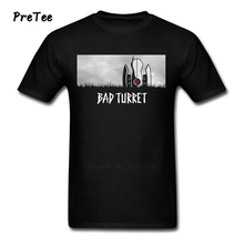 Bad Turret Boy T Shirt 100% Cotton Short Sleeve Crew Neck Tshirt Costume Teenage 2017 Modern T-shirt For Men