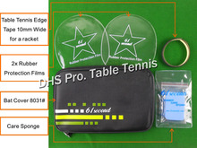 61second Bat Cover 8031# Table Tennis Accessories Set for Table Tennis PingPong Racket