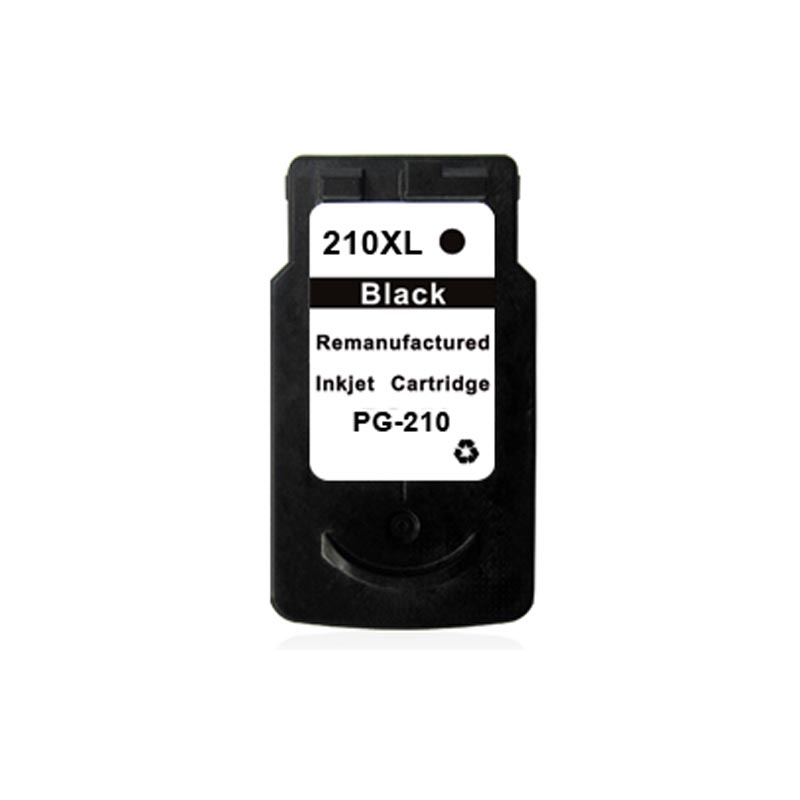 1PK Replacement Printers Ink Cartridges PG 210 Black For Canon Pixma IP2700 MP240 MP250 MP260 MP270