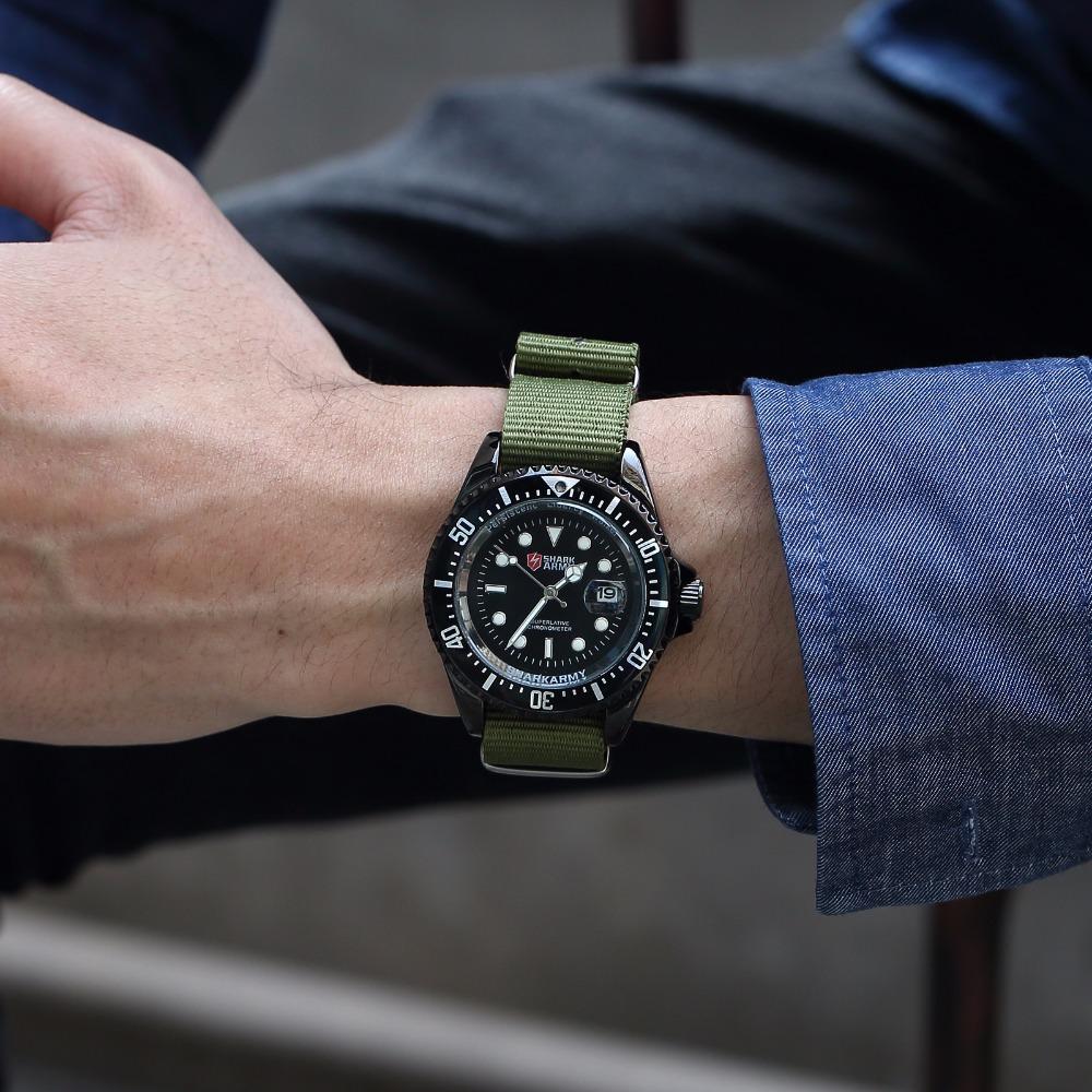 กองทัพฉลามสร้างสรรค์นาฬิกากองทัพสี 20