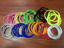 badminton string no brand mix color 10m*0.7mm mix colors 5 pieces/lot(China)