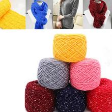 New Arrival Soft Wool Roving Milk Cotton Yarn Baby Wool Yarn Spinning Hand Knitting Thread Crochet Yarn for Hat Scarf Knitting(China)
