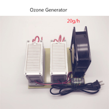 220V Air Purifiers Ozone Generator Ozonator/Ozonizer Air Cleaner 20g/h