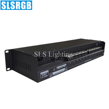 SLS-1306C 12ch dmx power switon pack 12 channel universal 12 channel DMX switon pack lighting control products