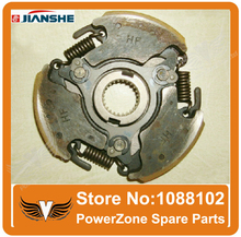 JIANSHE ATV250-3-5 250cc ATV Clutch US or EURO Standard Quad Clutch  Parts Free Shipping