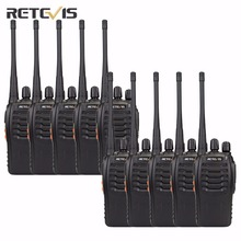 10X Walkie Talkie Transceiver Retevis H-777 UHF400-470MHz 16CH Ham Portable Amateur Two Way Radio Set Best Price For Sale A9105A(China)