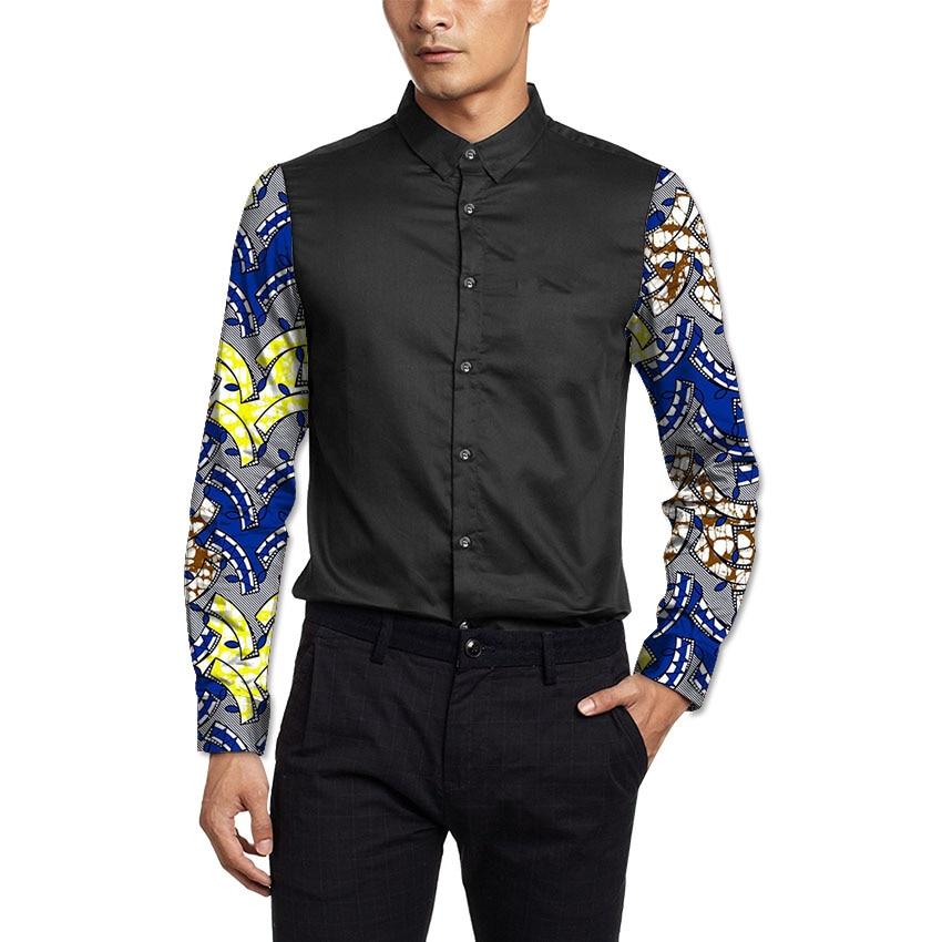 0e416acd742 Подробнее Обратная связь Вопросы о Африканский принт мужские рубашки ...