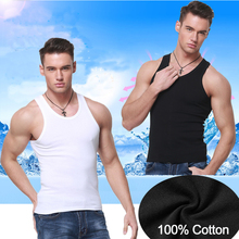Buy Men Cotton Sleeveless Cycling Vest Riding Bike Vests Fitness Running Sleeveless Dry Cycling Jersey Tight Underwear Sports Tops for $10.90 in AliExpress store