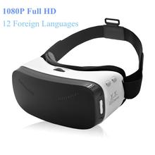 Magicsee All in one 3D VR Glasses Android 5.1 Virtual Reality RK3288 Quad Core 5.5inch VR BOX Glasses 3D HDMI Game Player Movie