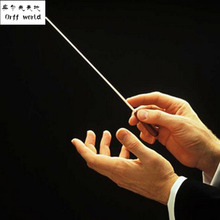 Orff world Music Concert Rhythm Band Director Conductor Baton 38.5cm Musical Instruments Professional Symphony Music Conductor