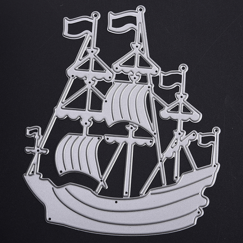 YLCD446 Text Box Metal Cutting Dies For Scrapbooking Stencils DIY Album Cards Decoration Embossing Folder Die Cuts Template Mold