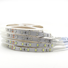5m LED Strip SMD 5730 Waterproof 300 LED tape Light Flexible Neon Lamp Luz Led strips LED Tape Lamps natural white blue