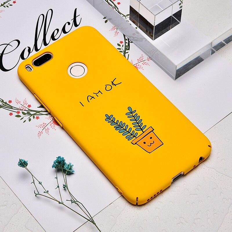 TOMKAS Cute Armor Case For Xiaomi Mi A1 5X Redmi 4X Redmi Note 4X 32GB Cases Cover Luxury PC 5.5 inch Case For Xiaomi Mi A1 (1)