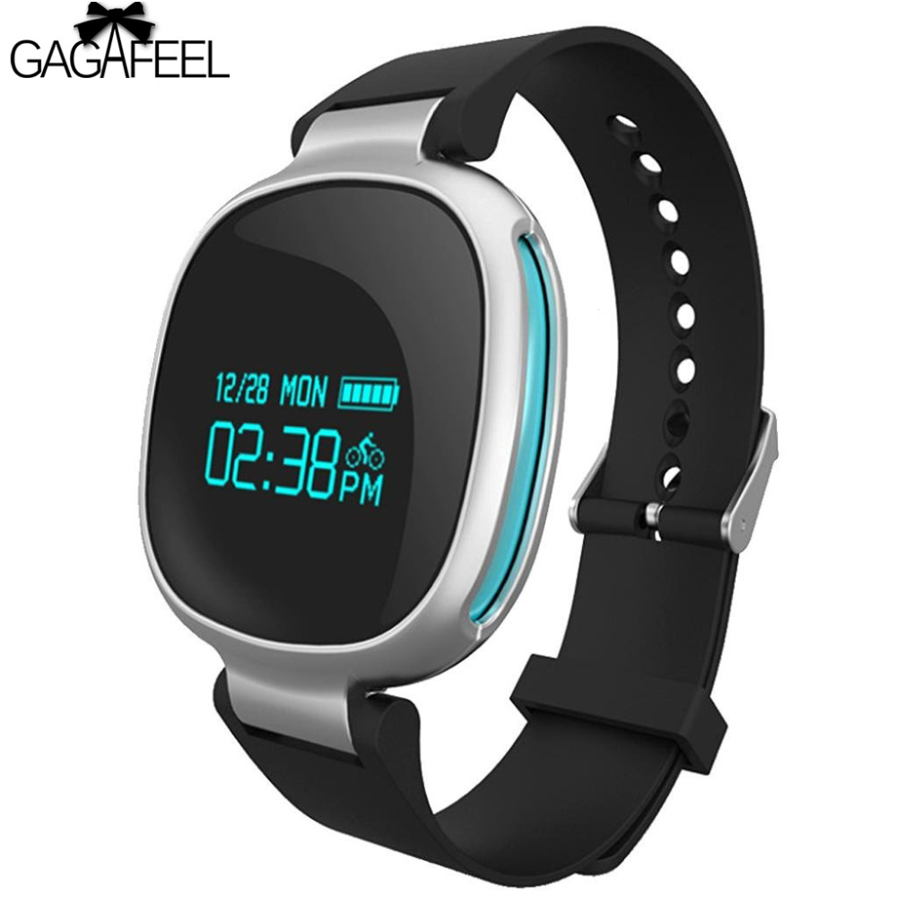 Unique Heart Rate Monitor Smart Watch for Android IOS Phone Women Men Watch Bracelet Fitness Tracker Sport Clock Hours<br><br>Aliexpress
