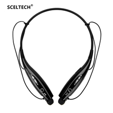 Buy SCELTECH Wireless Bluetooth Headset 730 Sports Bluetooth Earphones Headphone Mic Bass Earphone Samsung iPhone xiaomi for $6.88 in AliExpress store