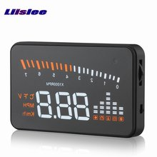 Liislee For Volkswagen VW Touran Golf Touran  - Car HUD Head Up Display - Safe Driving Screen Projector Refkecting Windshield