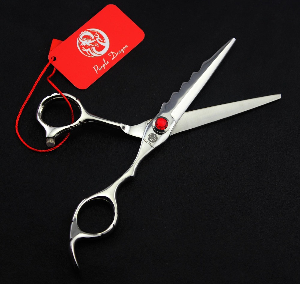 Ножницы с зубчиками для волос зачем нужен