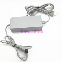 Grey Color US Version Home Wall Adapter Charger Power Supply Cord For Wii RVL-002 12V 3.7A