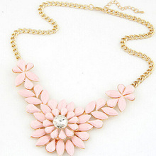 statement Bohemian Necklace For girls collares vintage collier ethnique ethnic necklace channel necklace Summer Jewelry