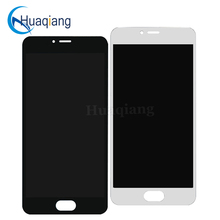 100% Original For Meizu M5 LCD Display M611Y M611H M611A Screen with Touch Screen Digitizer Replacement Parts For Meizu M5 Mini
