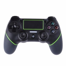 Offical Wireless Bluetooth Game Gamepad Controller for Sony PlayStation 4 PS4 Controller Dualshock 4 Joystick Gamepads Console(China)
