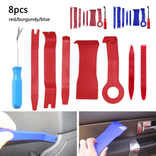 Buy Repair Tool Kit 8pcs Hand Tool Set Auto Car Radio Panel Interior Door Clip Panel Trim Dashboard Removal Opening Tool Set DIY Car for $6.00 in AliExpress store