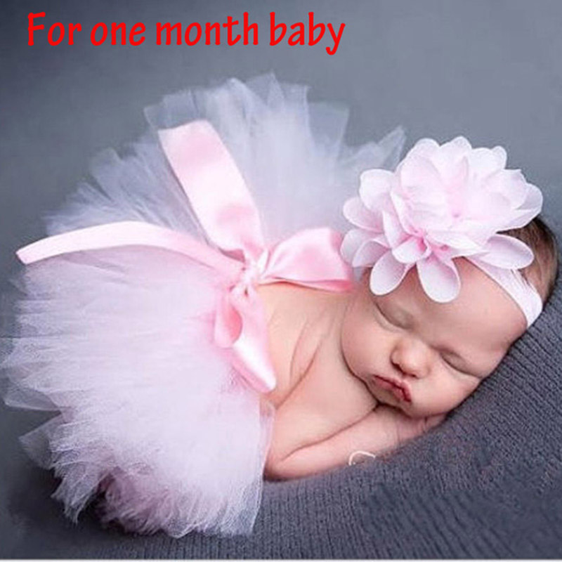 Newborn-Photography-Props-Infant-Costume-Outfit-Princess-Baby-Tutu-Skirt-Headband-Baby-Photography-Prop-With-Real.jpg_640x640