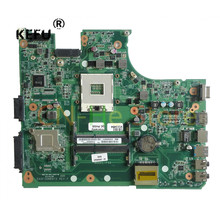 KEFU FOR FUJITSU AH552 AH552SL Laptop motherboard CP589397-01 DA0FS6MB6F0 REVF DDR3 HD3000(China)