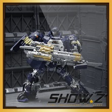 [Show.Z Store] Transformation WeiJiang Film Oversized Hound Blue Version Metal Parts Action Figures No Box