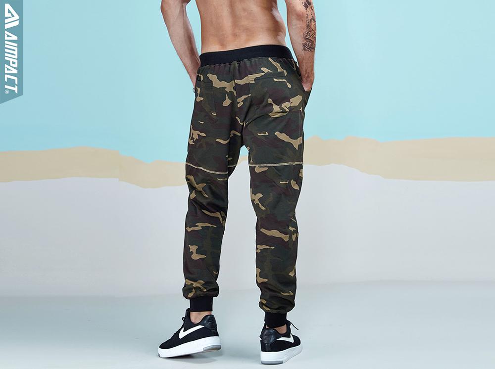 Aimpact 2017 New Camouflage Jogger Pants Men Cotton Sweatpants  (6)