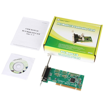 Moschip mcs9865 Chipset PCI Parallel Card DB25 Printer LTP Port Expansion Cards(China)