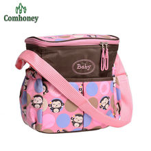 Baby Diaper Bag For Mom Brand Baby Travel Nappy Handbags Bebes Organizer Stroller Bag For Maternity CH0008